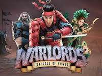 NET ENT peli: Warlords Crystal of Power
