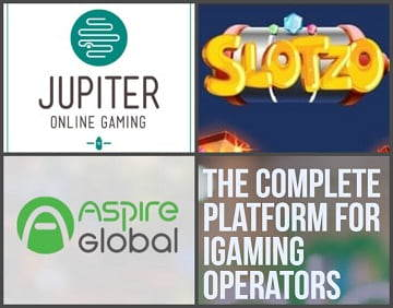 Slotzo arvio - Jupiter Gaming Ltd