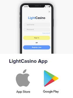 Lightin mobiilicasino