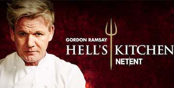 ICE uudet slotit gordon Ramsays hells kitchen