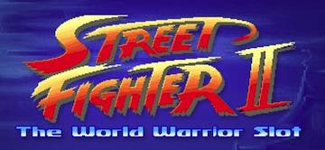 ICE uudet slotit streetfighter 2 The world warrior